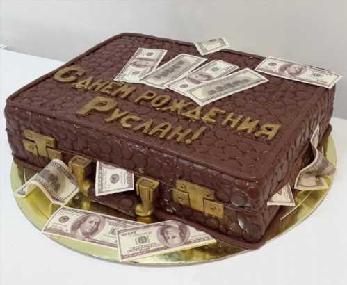 Торт в подарок брату 822