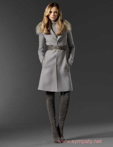 З чим носити зимові ботфорти  » Стильний журнал